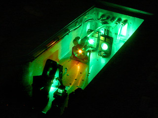 Green Femtosecond Laser